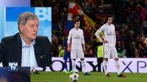 """Lourde défaite du PSG: pour Jean-Michel Larqué, """"c'est une honte pour le football français"""""""