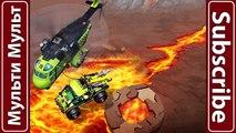 Мультик про Лего Сити мой Сити 2 полиция,автомобили,вертолеты,пожарные Лего Сити Лего видео игры