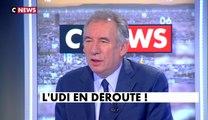 François Bayrou, invité de Jean-Pierre Elkabbach sur CNews - 080317