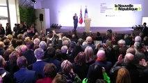 VIDEO.Tours : un Président et une reine pour l'inauguration du CCCOD à Tours