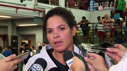 Amanda Nunes fala sobre fase do UFC