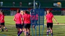 Xavi Llorens y Leila Ouahabi analizan el partido contra el Espanyol