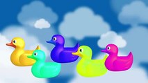 Семья Палец Рифмы Утка Мультфильм Finger Семья Детские Finger Семья Рифмуется Для Детей