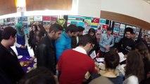 Muğla Sıtkı Koçman University International Students Meeting Day 2016