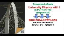 Popular] Books University Physics with Modern Physics