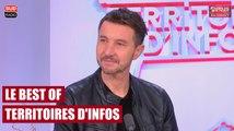 Invité : Olivier Besancenot - Territoires d'infos- Le Best of (09/03/2017)