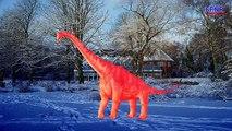 Aprender Nombres de Dinosaurios Sonido de Aprendizaje de los Niños Juguetes de Niño los Niños de BRICOLAJE Velociraptor Bebés Sch