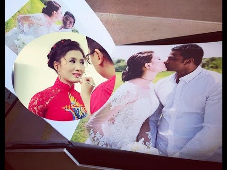 Tiết lộ album ảnh cưới tuyệt đẹp của Nguyệt Ánh cùng chồng ngoại quốc -Tin việt 24H