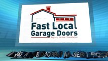 Fast Local Garage Doors INC - The Original Garage Door Company