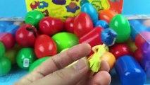 30 Surprise EGGS Disney Inside Out Dora Fireman Sam PAW patrol Spider Man Teletubbies Smurf MLP TOYS
