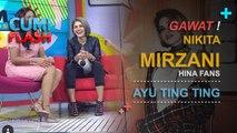 Gawat! Nikita Mirzani Hina Fans Ayu Ting Ting - CumiFlash 09 Maret 2017