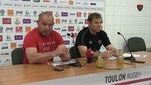 Avant-match Toulon/Bayonne : Richard Cockerill