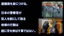 海外の反応 アメリカ「日本人警察官はなぜ銃を使わない?」日本とアメリカの警察の違いを見たアメリカ人の反応 【あすか】