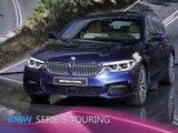 BMW Serie 5 Touring en direct du Salon de Genève 2017