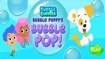 Bubble Guppies - Bubble Puppys Bubble Pop - Bubble Guppies Games - Nick Jr