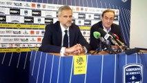 Girondins de Bordeaux : Jean-Louis Triaud passe la main à Stéphane Martin