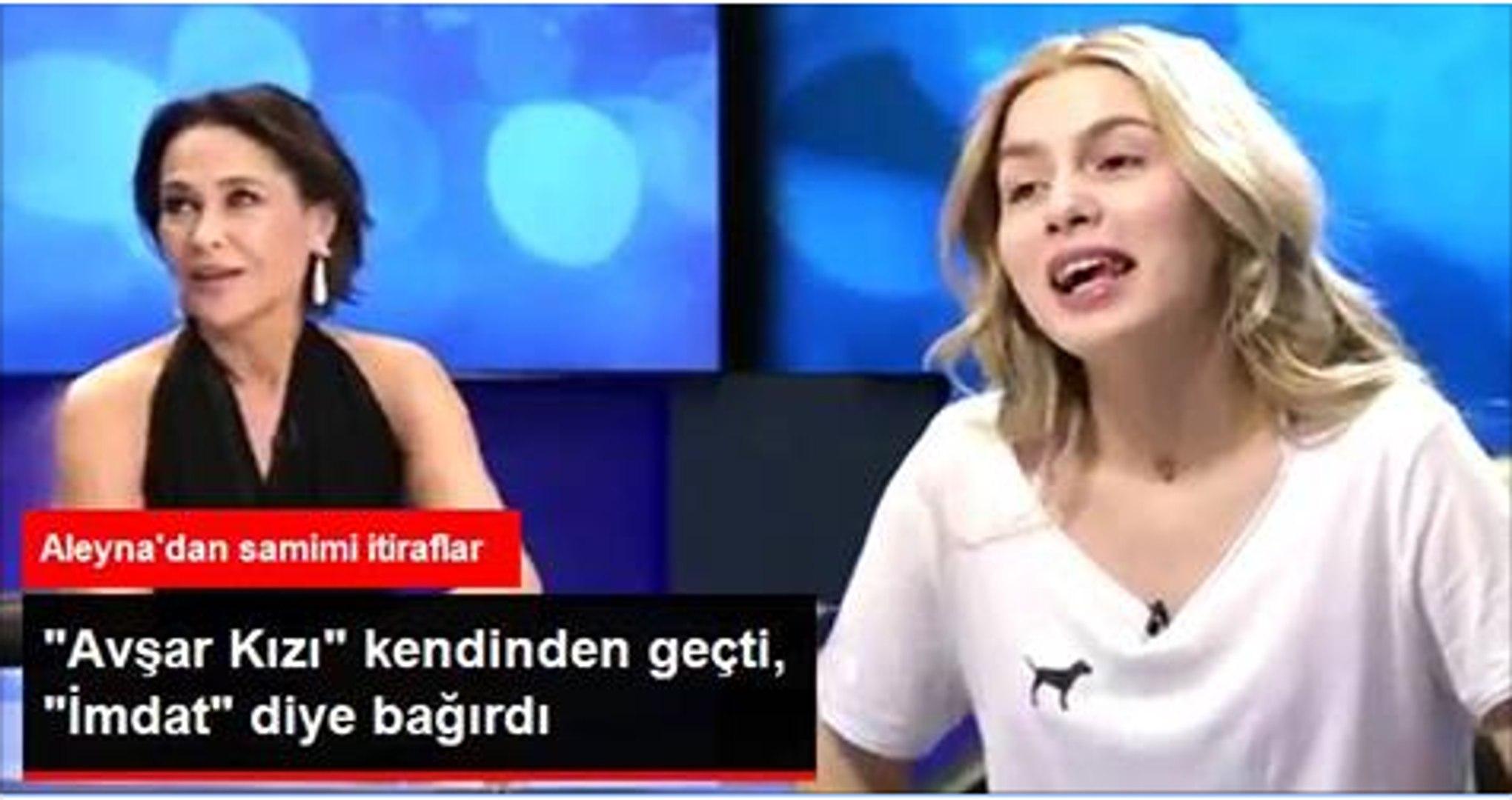 Aleyna Tilki'den Avşar Kızı'nı Şaşkına Çeviren İtiraflar