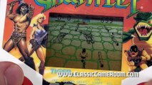 Classic Game Room - ELECTRONIC GAUNTLET Tiger LCD game review