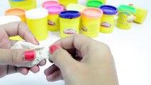 3D Flying Dinosaur Play Doh Surprise Toys For Kids | Dinosaur Play Dough Claymation | Fun