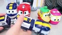 Robot de tren de Alpine en tren de ferrocarril Thomas and friends Polly Tayo pororo Robot de juguete Tren thomas y sus amigos de Juguete