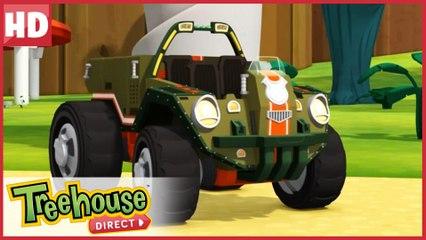 Meet Chipper! | Ranger Rob | New Show on Treehouse!