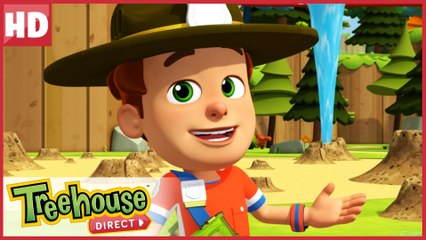 Meet Ranger Rob! | Ranger Rob | New Show on Treehouse!