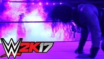 Roman Reigns Beats The Undertaker || Roman Reigns Vs The Undertaker || Wrestlemania 33 || WWE 2k17