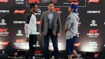 Ray Borg not impressed by a boring Jussier Formiga ahead of UFC Fight Night 106