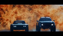 Fast & Furious 8 Trailer 2 VOST