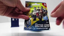 DOCTOR WHO! Play-Doh Surprise Egg!! Doctor Who and the SONTARAN!!! with COOL Spinning Tardis