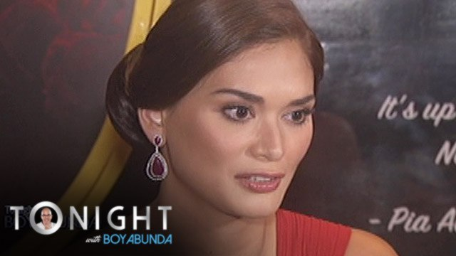TWBA: Pia Wurtzbach reacts on the rumored issue about Marlon having kids