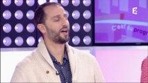 C'est au programme, France 2 : Damien Thévenot taquine Arié Elmaleh et Barbara Schulz
