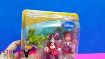Disney Toys Jack and the Neverland Pirates Toys Jack et les Neverland Pirates Jouets Маша