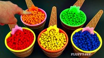 Learn Colors for Children with Play Doh Dippin Dots Surprise Toys Spongebob Angry Birds-eV0RyY8