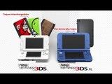 NEW NINTENDO 3DS et NEW NINTENDO 3DS XL : Les Nouvelles Consoles Nintendo (2015)