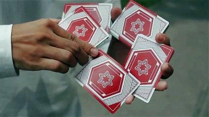 Vigor Playing Cards by BOMBMAGIC