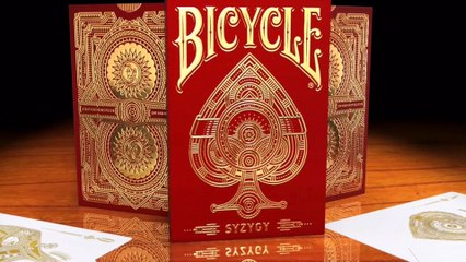 Syzygy Bicycle Playing Cards by Elite Playing Cards