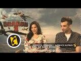 Interview Jay Baruchel - Dragons 2 - (2014)