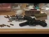 San Severo (FG) - Armi e droga in una casa in ristrutturazione, arrestato 43enne (07.02.17)
