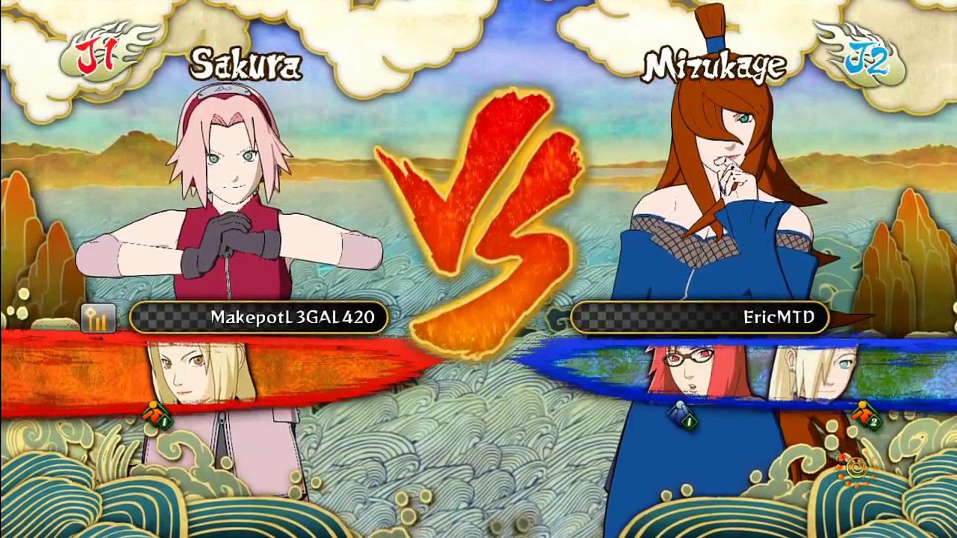 Е е е и е я я я и в матчи Наруто ниндзя Онлайн Пор ранг Революция Буря RANKED игры