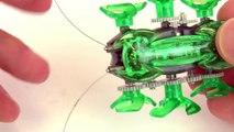 17 NL SPI 200616 4707 HEX BUG ANT Deutsch Grüne Roboter Ameise Die schnellste Ameise Deuts