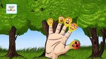 Fruta de la Familia Dedo Divertido Mango Hombre de la Familia en HD | Dedo de la
