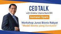 CEO Talk With Direktur Utama Bank BRI
