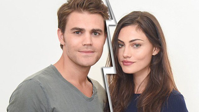 Paul Wesley and  Phoebe Tonkin Split After Four Years of Dating