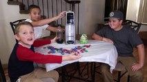 Warhead Candy Soda Challenge! Kid TRIES WEIRD SODAS (EXTREME NASTY)-wxruW9a_X