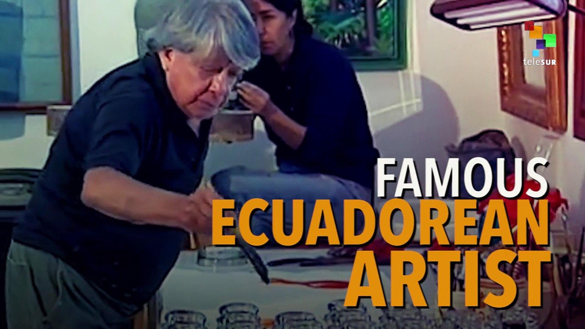Oswaldo Guayasamin – Art And Politics