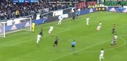 Juventus 1st Big Chance - Juventus vs AC Milan - Serie A - 10/03/2017