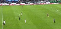 Paulo Dybala Great Chance - Juventus vs AC Milan - Serie A - 10/03/2017