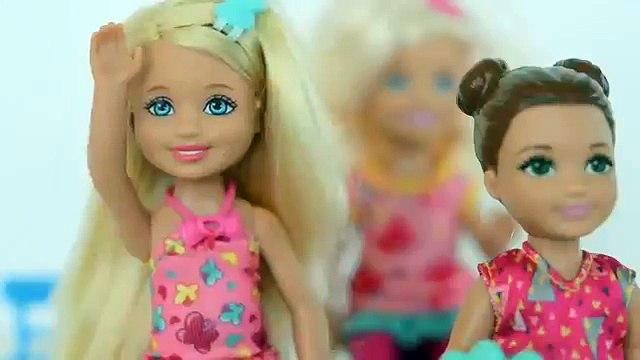 Frozen Anna e Gabriel indo para Escola Em Portugues Disney Tototoykids [PARTE 2]