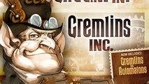 Gremlins, Inc. - Gremlins vs Automatons PC Game Trailer